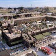 Food Court – Le concept totalement inédit des Halles du Lez ouvrira à Montpellier au mois de mai