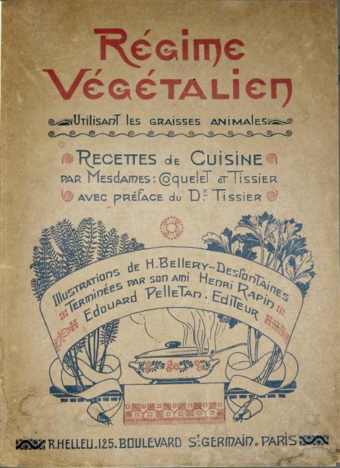 regime vegetalien