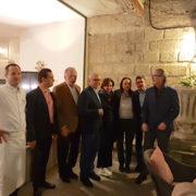 Tous les membres des Relais & Châteaux français rassemblés au Prieuré Baumanière de Villeneuve-Les-Avignon