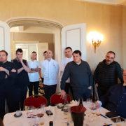 Les rencontres Gourmandes au Château de Vaudieu – 3 jeunes chefs en scène au coeur des vignes de Châteauneuf-du-Pape