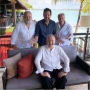 Scènes de chefs – Quatuor de chefs à l'île Maurice, Stéphane Buron en bonne compagnie, un dimanche en Provence avec Fanny Rey, Akrame chez Anne-Sophie Pic, …