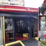Le Fouquet's sur les Champs-Élysées ravagé par les casseurs