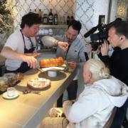 Jean Imbert & MAMIE sur TF1 –  » j'en avais marre des chichis-pompons, ce restaurant ce n'est ni pour la gloire, ni pour les étoiles … «