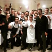 Anne-Sophie Pic et Andrea Caninada cuisinent main dans la main pour les 10 ans du Beau Rivage à Lausanne – Découvrez le menu