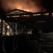 L'hôtel Four Seasons à Megève ravagé par un incendie
