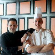 Vivien Sonzogni, chef pâtissier de «Caprice», le nouveau 3 étoiles Michelin à Hong Kong : «J'aime le caractère éphémère du dessert à l'assiette»