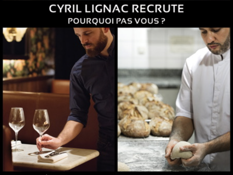 Groupe cyril lignac