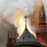 Incendie de Notre-Dame – beaucoup de chefs sont sous le choc