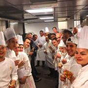 CUCINA ouvre ce week-end à l'Hôtel Byblos à Saint-Tropez, une signature A. Ducasse