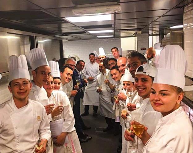 cucina hotel byblos saint tropez
