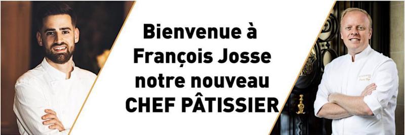 francois josse chef patissier