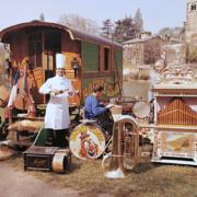 Paul Bocuse – une vraie fascination pour le limonaire, l'orgue, le cirque, les fanfares …