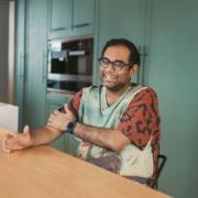 Le chef Gaggan Anand recevra une fois par mois dans sa maison personnelle en famille pour partager un repas, mais attention plusieurs conditions sont à remplir !