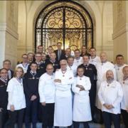 MOF – Meilleurs Ouvriers de France – L'excellence Française honorée aujourd'hui à La Sorbonne puis au Palais de L'Élysée