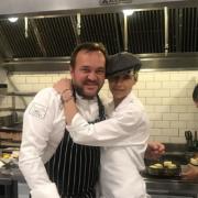 Quand Dominique Crenn partage ses cuisines avec Emmanuel Renaut À San Francisco
