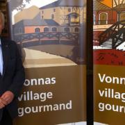 » Vonnas Village Gourmand » – Le seul restaurant 3 étoiles qui dispose d'une sortie d'autoroute exclusive