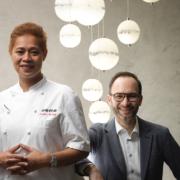 La chef Monica Galetti se raconte pour F&S – son admiration pour Anne-Sophie Pic, son rôle de jury pour MasterChef UK, son nouveau restaurant