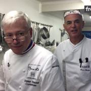 Hôpitaux – » Bien manger cela redonne le moral » … le chef Christian Têtedoie dans les cuisine d'un centre de lutte contre le cancer