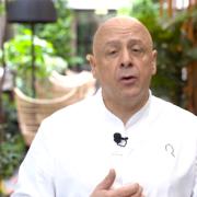 Thierry Marx – » Il faut végétaliser notre alimentation «