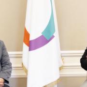 Thierry Marx sera Grand Témoin de la Francophonie lors de la prochaine édition des Jeux Olympiques et Paralympiques Tokyo 2020