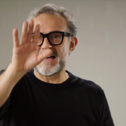 Massimo Bottura lance ses » Masterclass » de cuisine sur le web