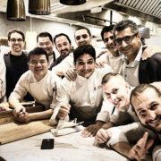 Scènes de chefs – Romain Meder à Singapour, Georges Blanc à la basse-cour, Greg Marchand au Taste of London,  Fashion show pour Richard Ekkebus, ….