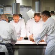 5 chefs réunis chez Serge Vieira pour la dernière soirée des 10 ans de son établissement étoilé