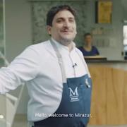 Mauro Colagreco : » Peut-être un jour, nos 5 jardins deviendront plus importants que le restaurant lui-même ! «