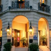 Deux hôtels 5 étoiles situés proche des Champs Élysées en difficultés financières à Paris