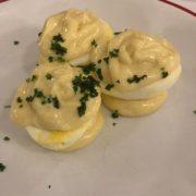 Et le champion du monde de l'oeuf mayonnaise est … Clément Chicard, chef du Bouillon Pigalle
