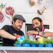 Taste of Amsterdam & le Théâtre des chefs  – le festival culinaire 100% food en coeur de ville avait lieu le week-end dernier