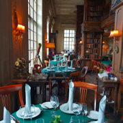Café Pouchkine à Moscou, un musée sucré né d'une légende