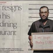 Le chef Gaggan Anand (GAGGAN à Bangkok) démissionne de son rôle de chef de son restaurant