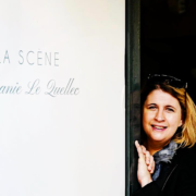 Stéphanie Le Quellec fait son casting pour l'ouverture de son restaurant La Scène en octobre prochain