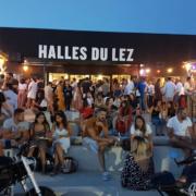En moins de 3 semaines les Halles du Lez à Montpellier sont devenues une destination Food qui attire tous les soirs des milliers de personnes