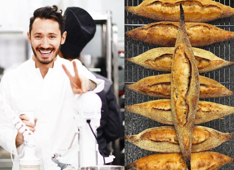 Le chef Cédric Grolet ouvrira sa 1ère boulangerie à Paris