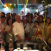 Scènes de Chefs – Bon Anniversaire Juan Mari Arzak, José Andrès en Sicile, Kotaro Hasegawa à la fête, René Meilleur et sa Savoie, Guillaume Sanchez l'oeil malicieux, ….