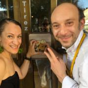 Marco Vigano » Grand de Demain Gault&Millau » quitte Roanne pour ouvrir à Lyon le mois prochain : » Il y a trois ans, j'ai vu la vierge … et elle m'a dit «viens vers moi Marco!»