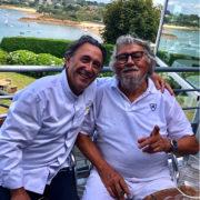 Scènes de Chefs – le chef Le Squer dîne avec le Président de Colombie, on a retrouvé Jean Bardet, Grolet & Arbelaez les bogosses de la Food,  Arnaud Faye à Eygalieres…