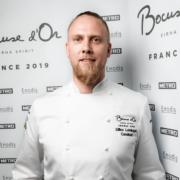 Bocuse d'Or France 2019 – Gilles Leininger sélectionné