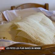 Les pâtes les plus rares au monde sont fabriquées en Sardaigne