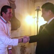 Christophe Bacquié – si il avait cuisiné pour le dîner de gala du G7 : » j'aurais fait un plat autour d'une fleur de courgette farcie. «