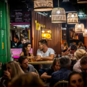 Les Halles du Lez : Food Court inspiré et inspirant