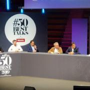 #50BestTalks Paris – Si on parlait de ceux qui font bouger la carte géographique de la cuisine ?