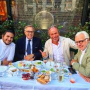Scènes de Chefs – Capitaine Pierre Hermé, Le Squer abandonne le vélo, Sylvestre Wahid en Camargue, Mathieu Pacaud en Corse, ….