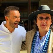 Scènes de chefs – Marc Veyrat rend visite à Cyril Lignac, Georges Blanc chez Arnaud Donckele, c'est la reprise pour Philippe Conticini, Simone Zanoni en gravitation, …