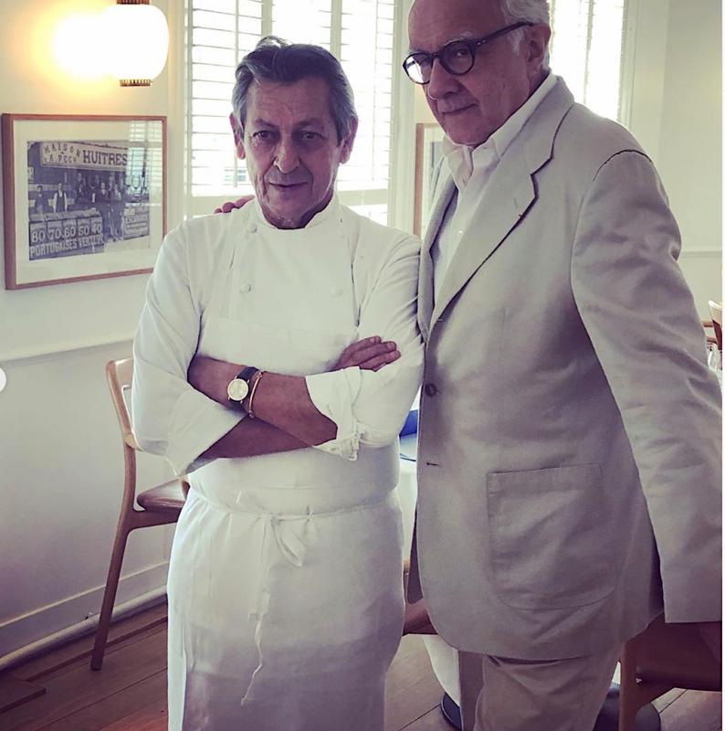 chef alain ducasse chef jacques maximin