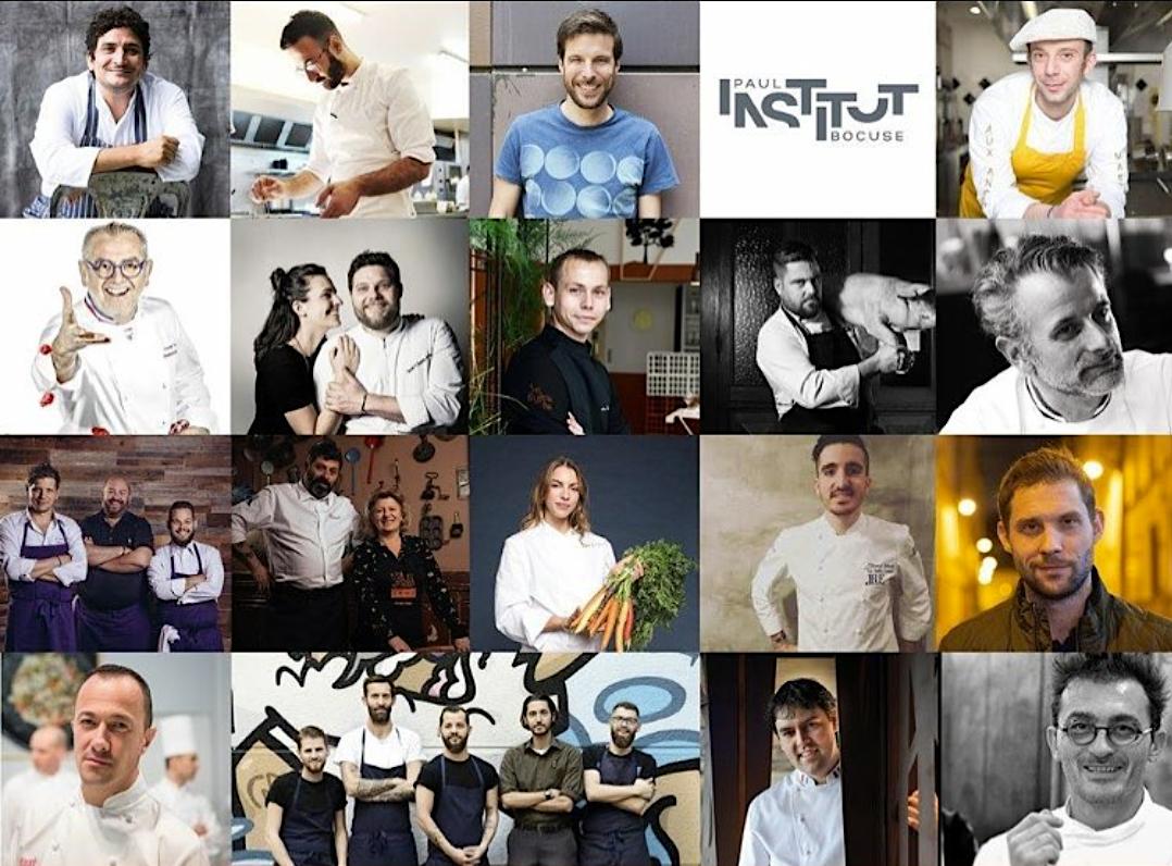 chefs cuisiniers