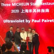Shanghai découvrez les étoiles Michelin 2019 – Paul Pairet brille toujours avec 3 macarons