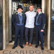 Londres: Yann Couvreur en résidence au Claridge's– on a testé pour vous